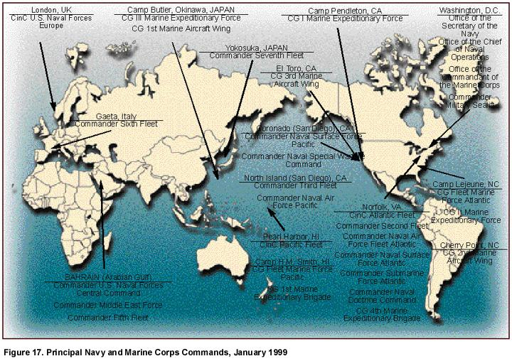 VisionPresencePower Appendix B - Us navy reserve component command map
