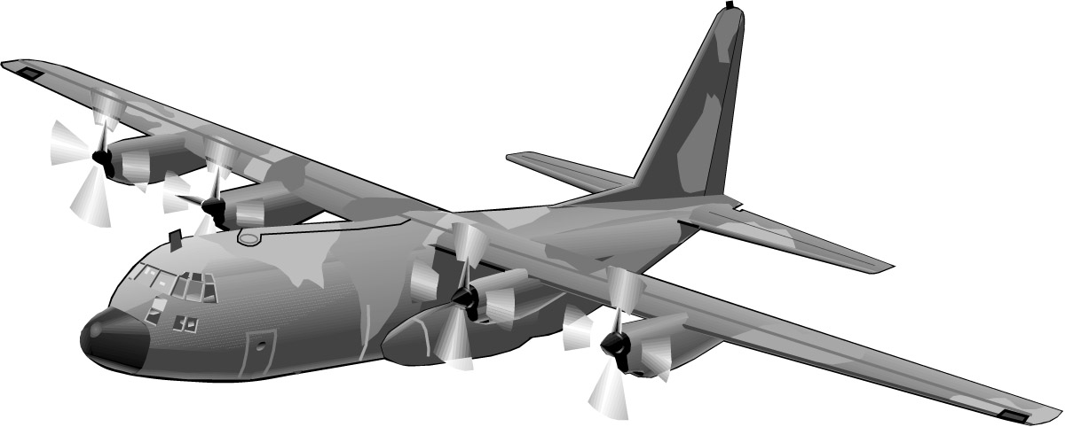 C-130 Hercules - Military Aircraft