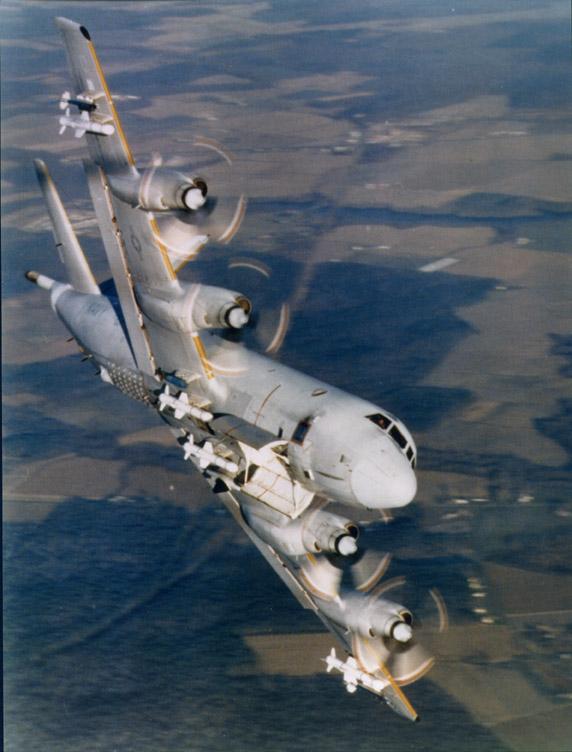 الـ P3 Orion >>> الأوريون الطائرة البحريّة المضادة للغواصات  P3corion