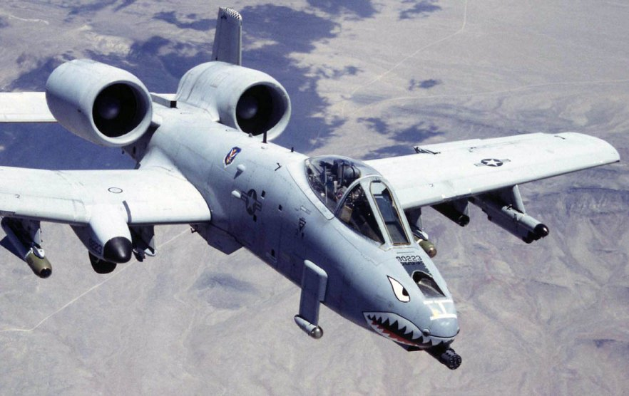 A rant from an A-10 driver I found on the Air Force Academy's BBS. - The Firing Line Forums