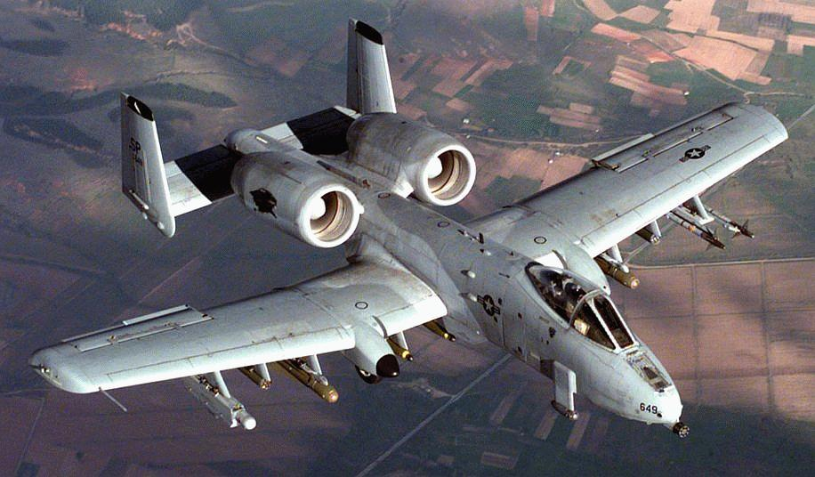The A-10: The USAF's Drunkest Aircraft