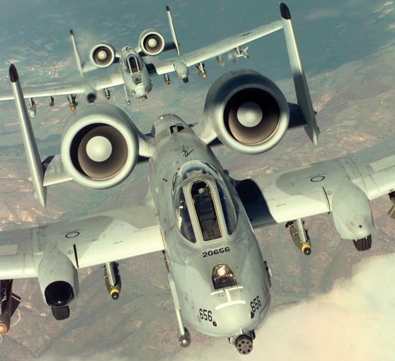 Sources and Resources A 10 Warthog