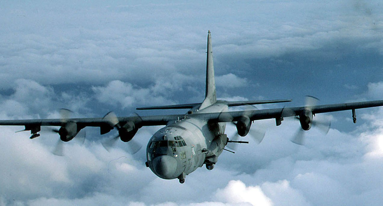 Sources and Resources  C 130 Gunship Firing
