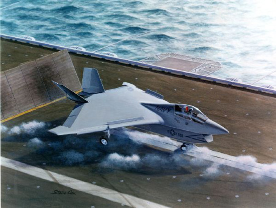 Joint Strike Fighter JSF
