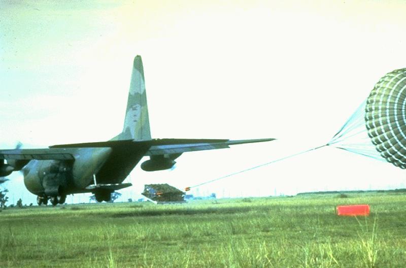 C 130 Hercules Military Aircraft