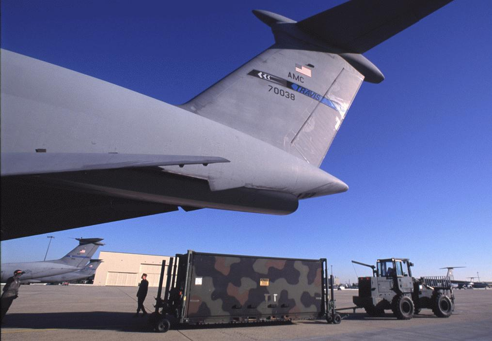 C 5a B Galaxy Military Aircraft