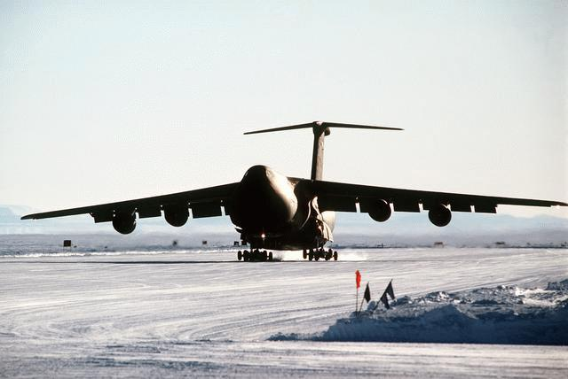 C-5A/B Galaxy - Military Aircraft