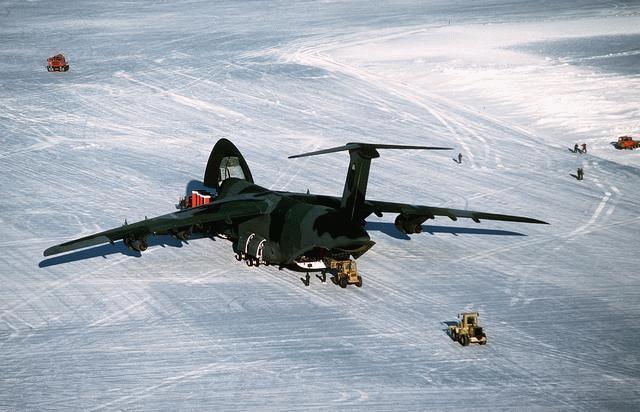 C 5a B Galaxy Military Aircraft