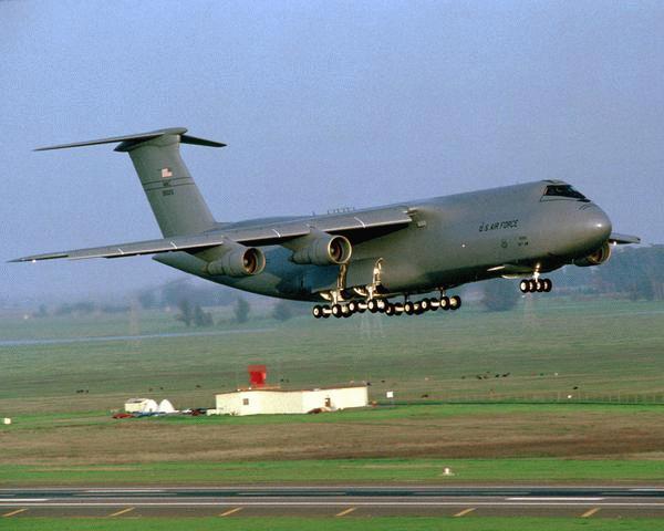 Under the USAF C 5 RERP