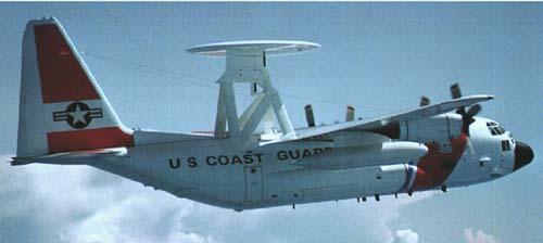 Avions AEW&C Cgc130
