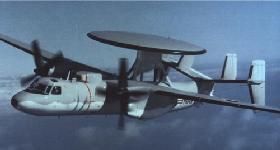 طائرات الاستطلاع و الانذار المبكر Hawkeye 2000 E2_2-s