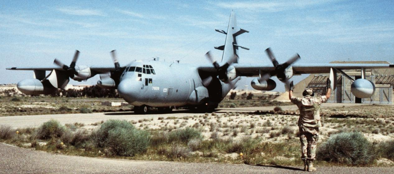 Image result for EC-130E