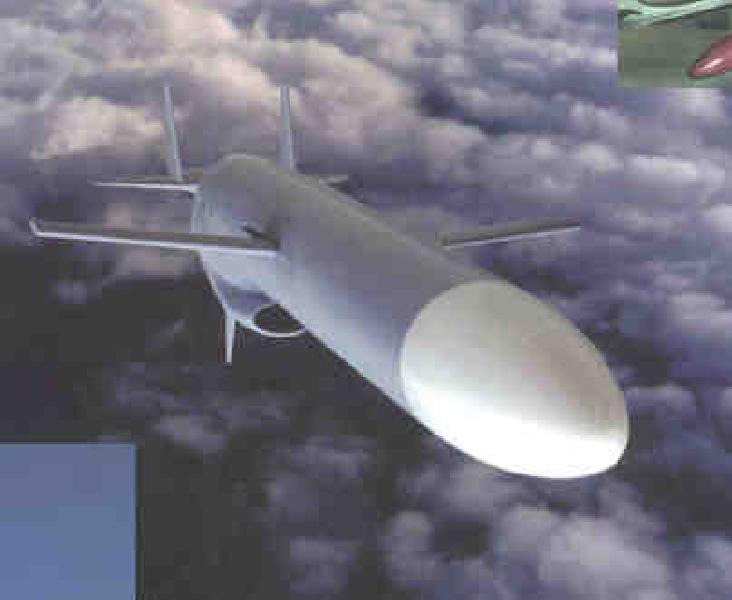 飞机 b/52/B/52H轰炸机的生产商——波音公司,选择了洛克希德·马丁系统...