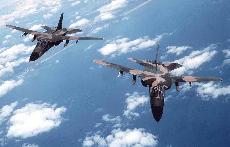 F-111 - Military Aircraft