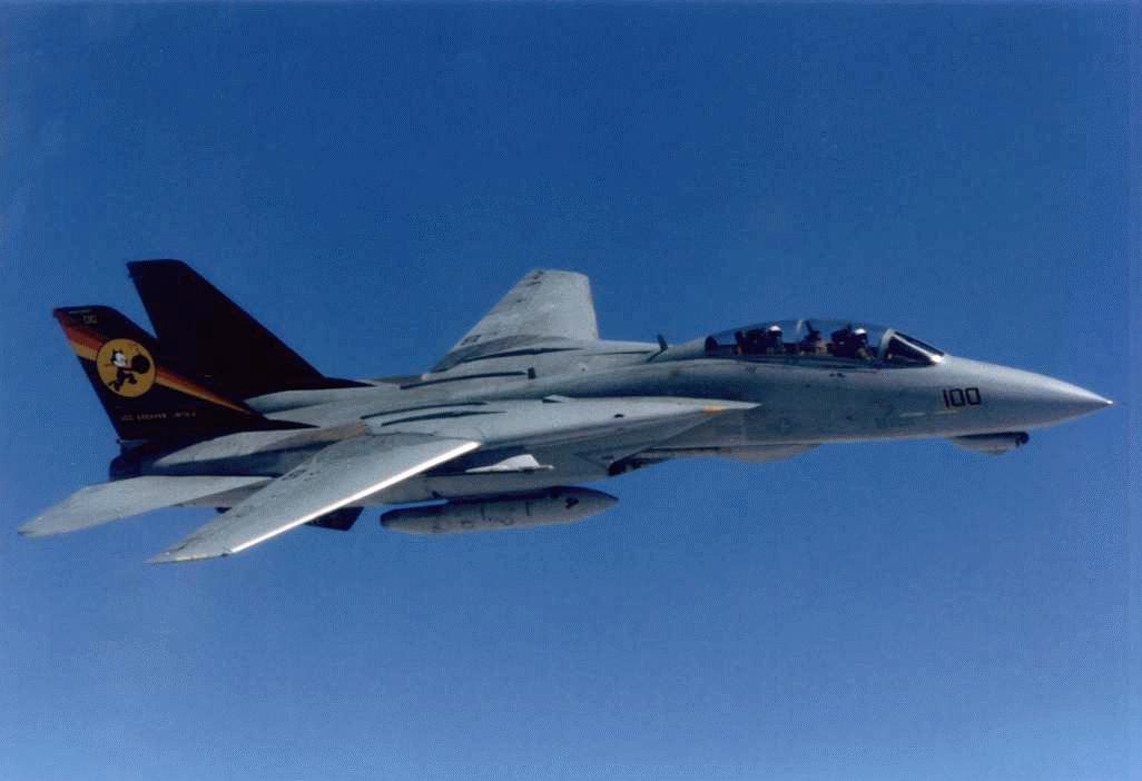 F 14 TOMCAT F-14-HP_VF31_bankright