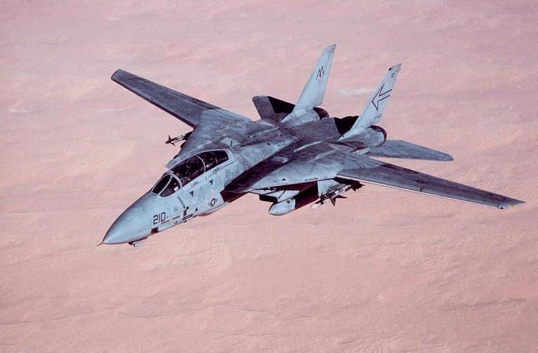 هواپیمای اف 14 تامکت ---