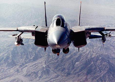 F-14 Tomcat - Military Aircraft