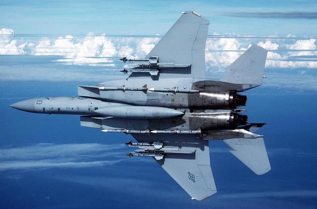 F 15 Eagle Military Aircraft