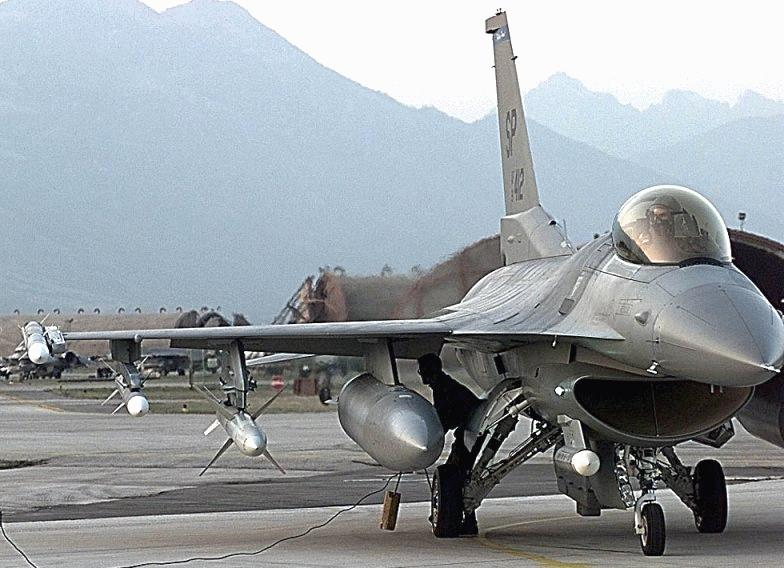 F 16 Fighting Falcon Military Aircraft