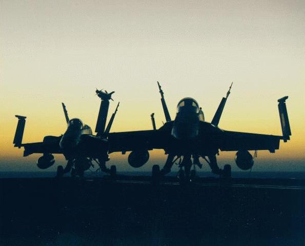 F/A-18 Hornet - Military Aircraft