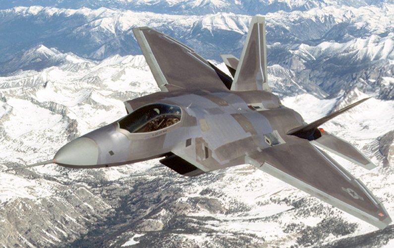 Изтребител F-22