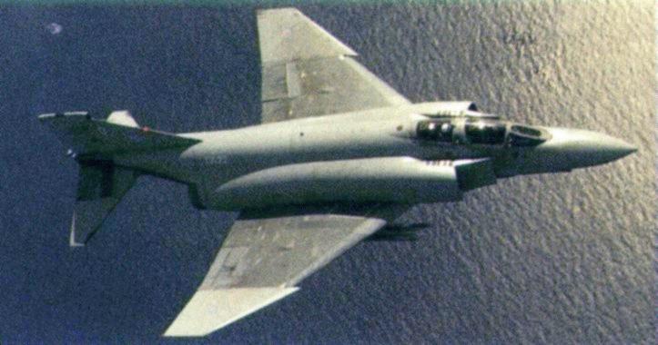 F 4g Advanced Wild Weasel F 4 Phantom Ii Military Aircraft