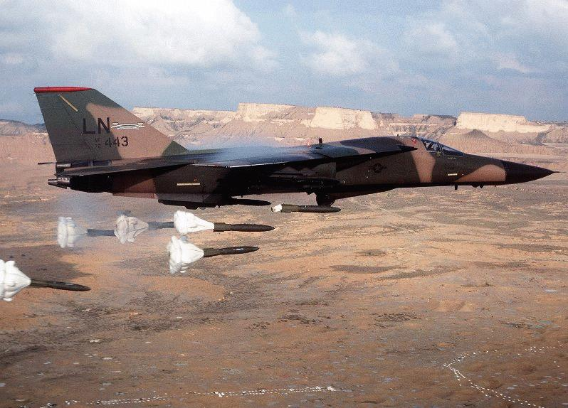 F-111 - Military Aircraft