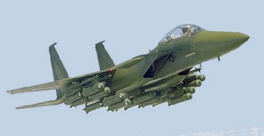 F 15 Strike Eagle F-15E Strike Eagle
