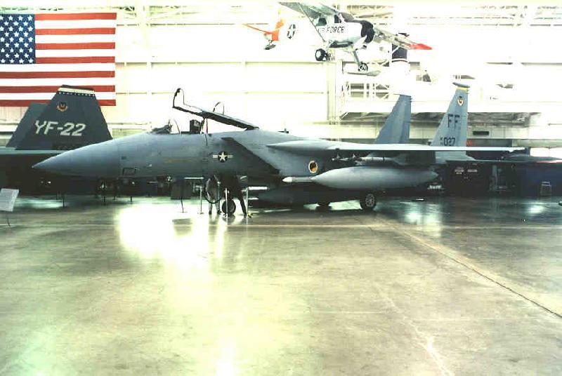 F-15 Eagle - Military Aircraft