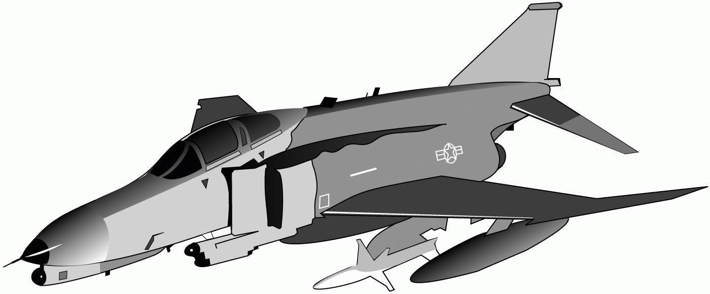 F4G Advanced Wild Weasel F4 Phantom II Military Aircraft 1400 x 580 jpeg f4-ww-art.jpg