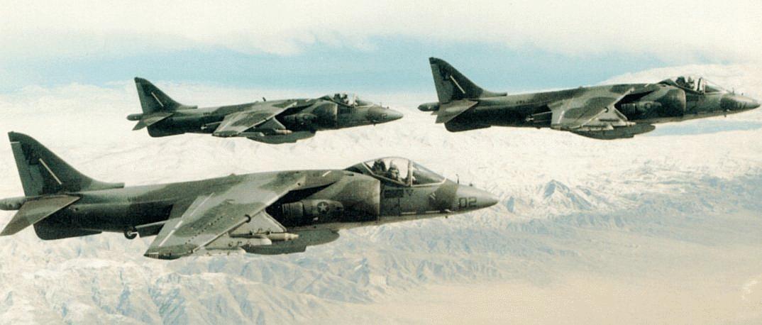 اخبار سعيدة ومعلومات جديدة من مجلة النصر العسكرية المصرية - صفحة 4 Harrier6
