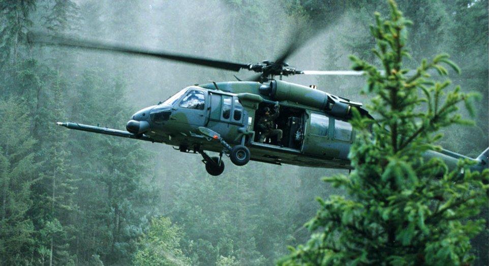 UH-60 Black Hawk - Military Aircraft