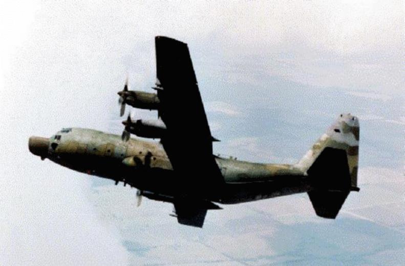 Mc 130e H Combat Talon I Ii Military Aircraft