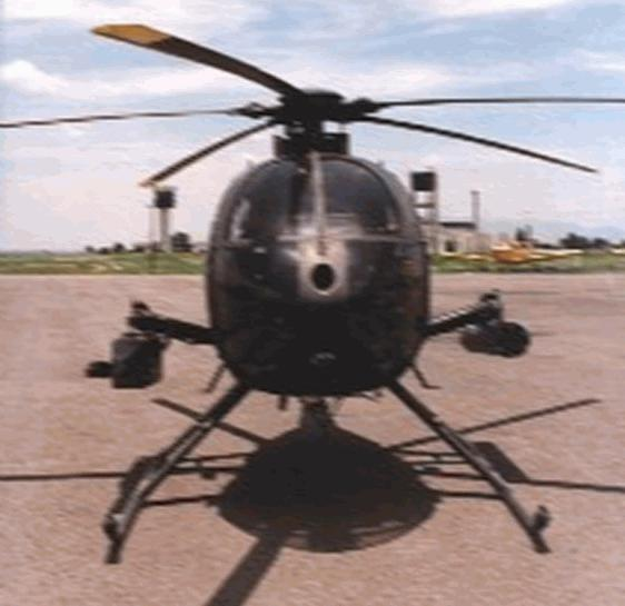 OH-6A Cayuse / AH-6J Little Bird - Military Aircraft
