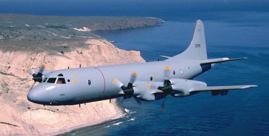 الـ P3 Orion >>> الأوريون الطائرة البحريّة المضادة للغواصات  P-3-49