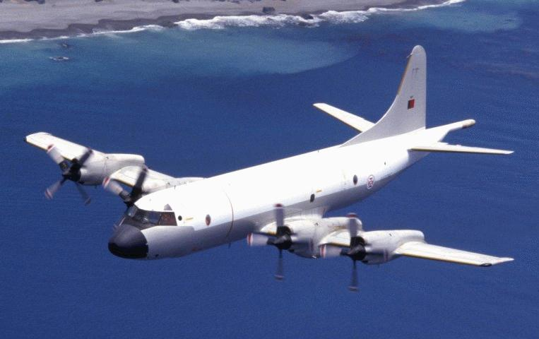 P-3 Orion - Military Aircraft