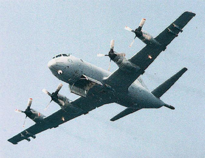P 3 Orion Military Aircraft