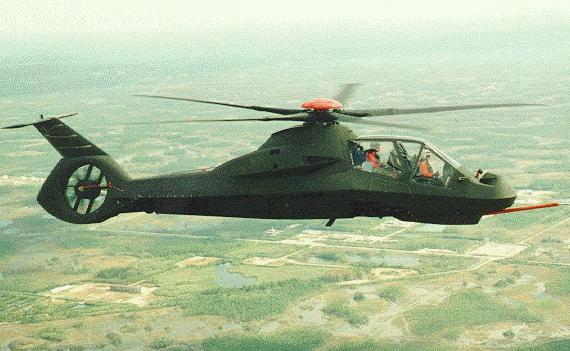 Elicottero Comanche : Ah comanche