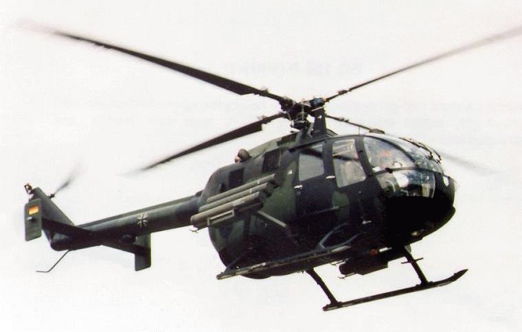 موضوع شامل عن الجيش الهولندي Bo105-cbs5a