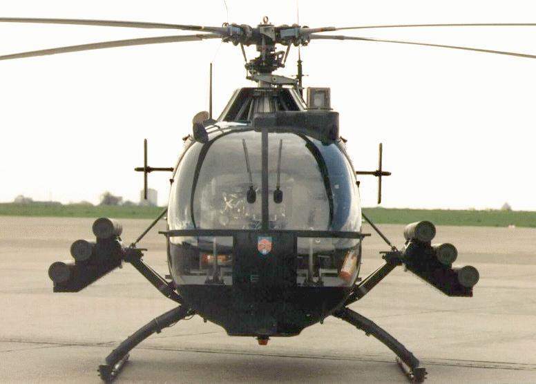 欧洲直升机公司 BO105 多用途轻型直升机