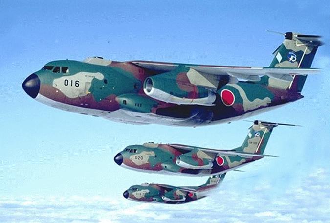 جيش الدفاع الياباني C-1-japan