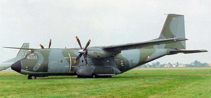 C 160 Transall Aerospatiale Mbb