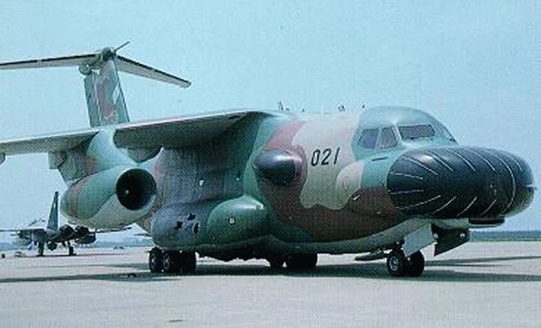 جيش الدفاع الياباني Ec-1