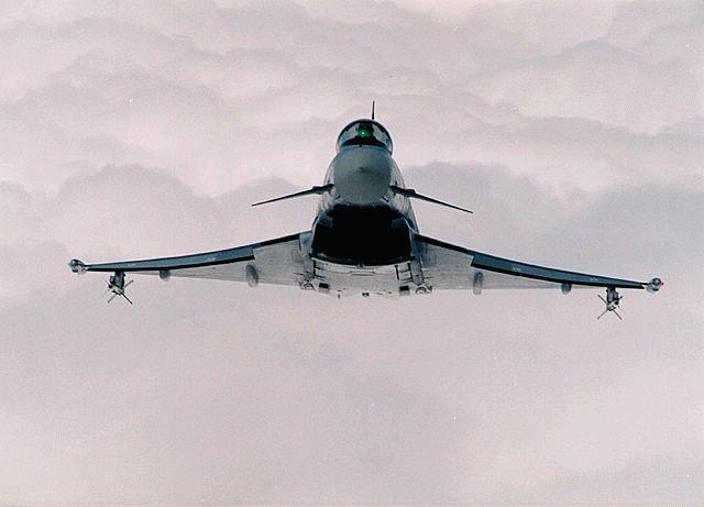 مقاتلة التايفون Typhoon EF-2000 : Eurofighter-da51