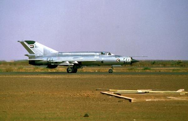 MiG-21 / J-7 FISHBED