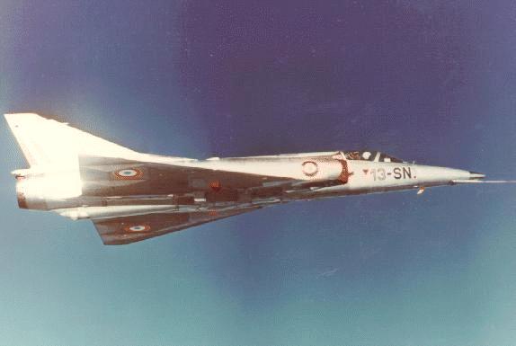 iai dagger/ finger en la fuerza aérea argentina