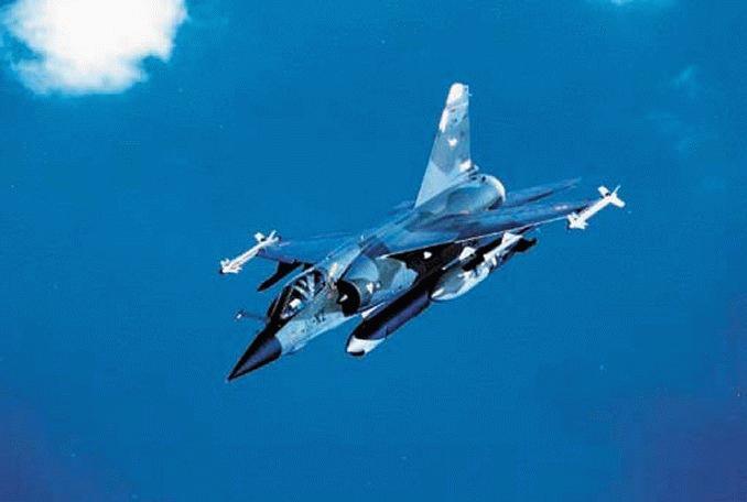 Mirage F-1