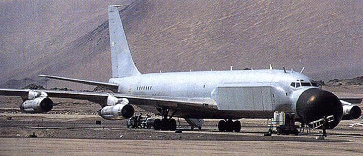 Neobicni, najljepši i najružniji avioni Phalcon-iai-707