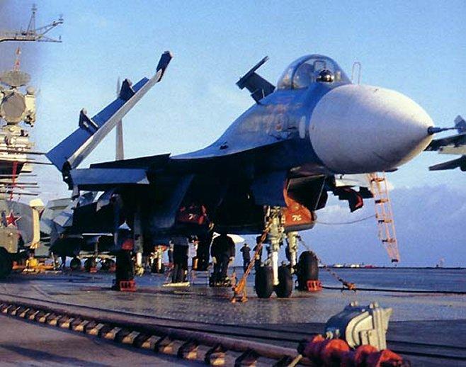 موسوعة الطائرات الروسية Su27k1