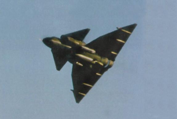 متعددة المهام الجبارة Saab 37 Viggen Viggen_p2